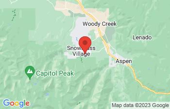 Map of Snowmass Village