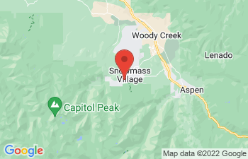 Map of Snowmass Village