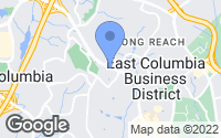 Map of Columbia, MD