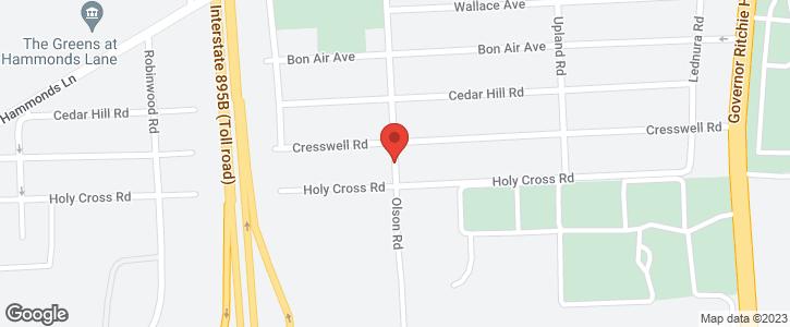 6023 OLSON ROAD Brooklyn Park MD 21225