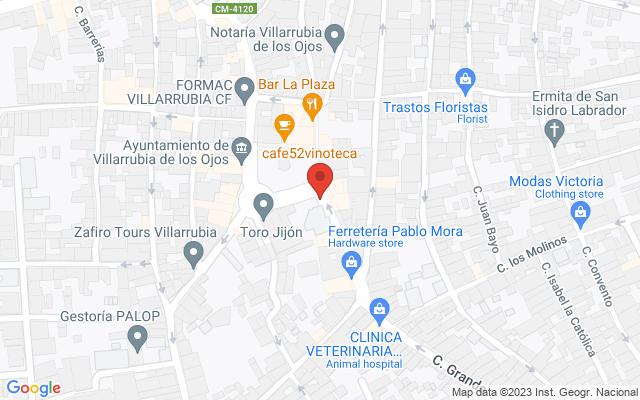 Administración nº1 de Villarrubia de Los Ojos