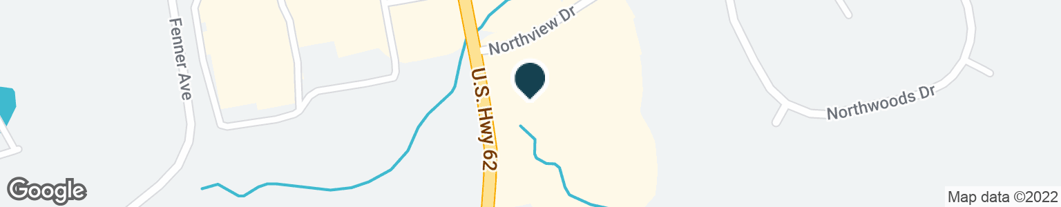Google Map of1090 NORTHVIEW DR