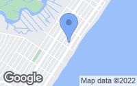 Map of Ocean City, NJ