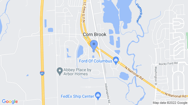 Location Map of Facility