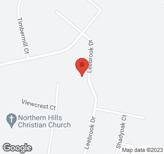 9563 Leebrook Drive