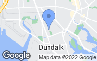 Map of Dundalk, MD