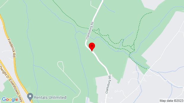 Google Map of 24472 Clarksburg Road, Clarksburg, MD 20871