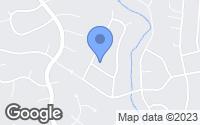 Map of Ellicott City, MD