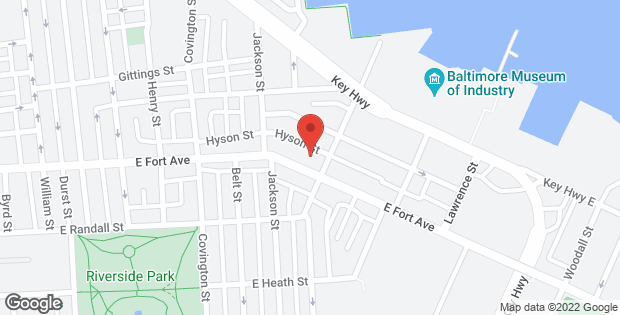 634 E FORT AVE Baltimore MD 21230