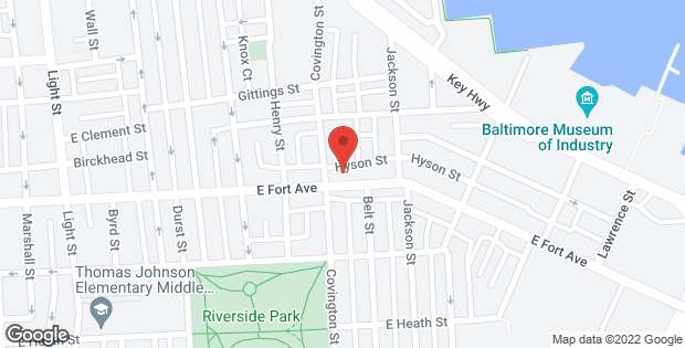 510 E FORT AVE Baltimore MD 21230