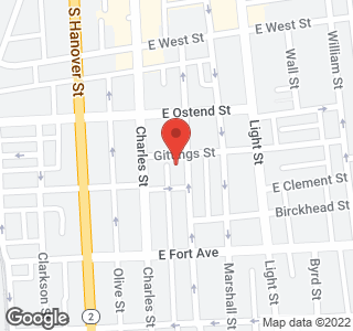 1404 Patapsco Street
