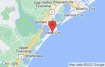 Map of Ocean City