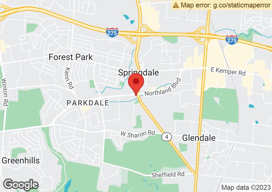 Google Map of 385 NORTHLAND BLVD