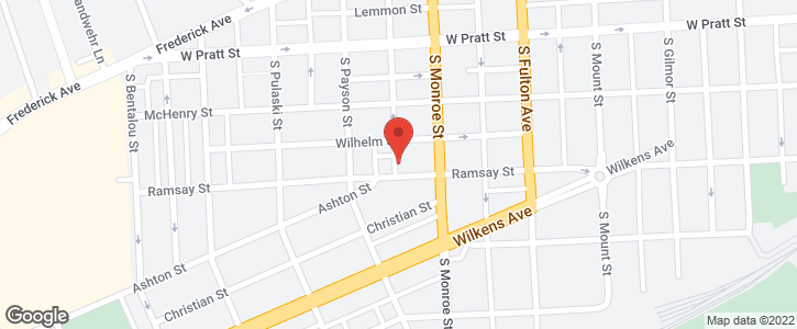 1914 RAMSAY ST Baltimore MD 21223