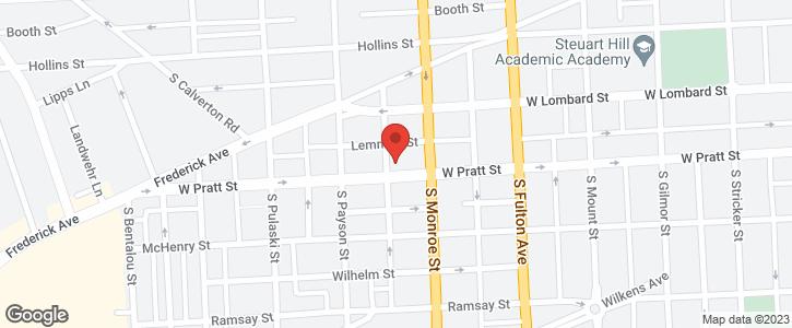 1922 W PRATT ST Baltimore MD 21223