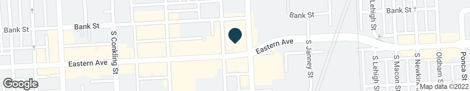 Google Map of4020 EASTERN AVE