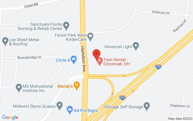 static image of 11440 Hamilton Avenue, Suite 206, Cincinnati, Ohio