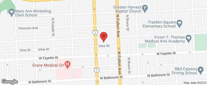 1833 LEXINGTON ST Baltimore MD 21223