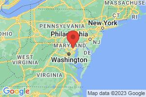 Map of Mountain Maryland - Garrett County