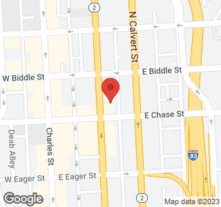 1101 Saint Paul Street Unit 1705