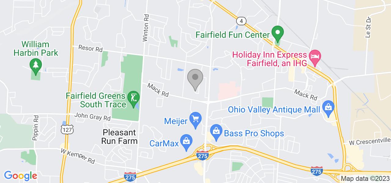 6002 N Turtlecreek Dr, Fairfield, OH 45014, USA