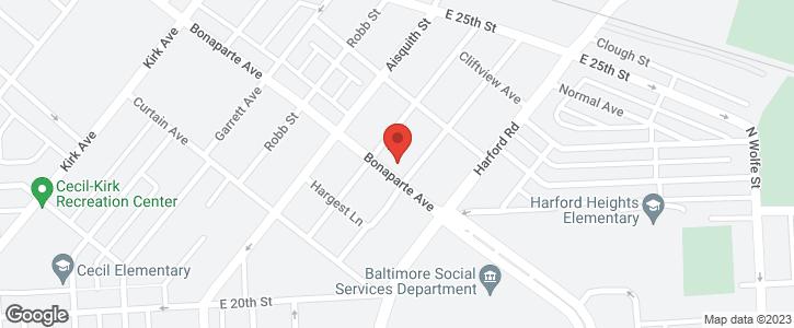 1234 BONAPARTE AVE Baltimore MD 21218