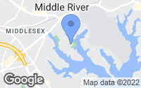 Map of Middle River, MD