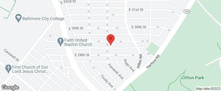 1803 E 29TH ST Baltimore MD 21218