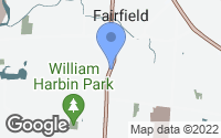 Map of Fairfield, OH