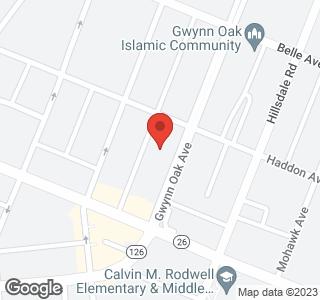 3614 Gwynn Oak Ave