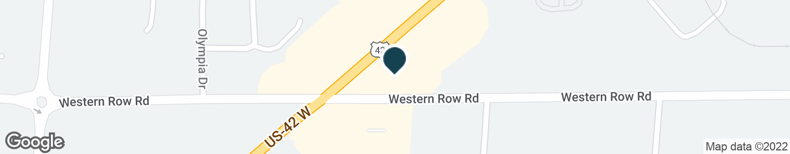 Google Map of1086 READING RD