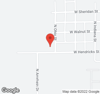 1002 West Hendricks Street