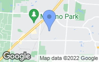 Map of Mason, OH