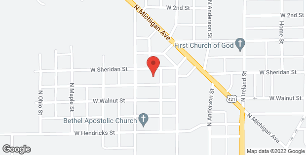 623 W Sheridan Street Greensburg IN 47240