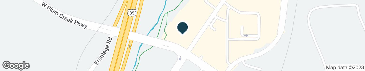 Google Map of355 S WILCOX ST