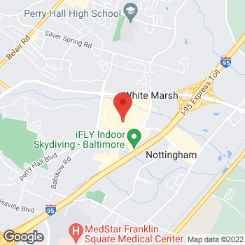 Map of location-map at 8200 Perry Hall Blvd, Baltimore, MD 21236