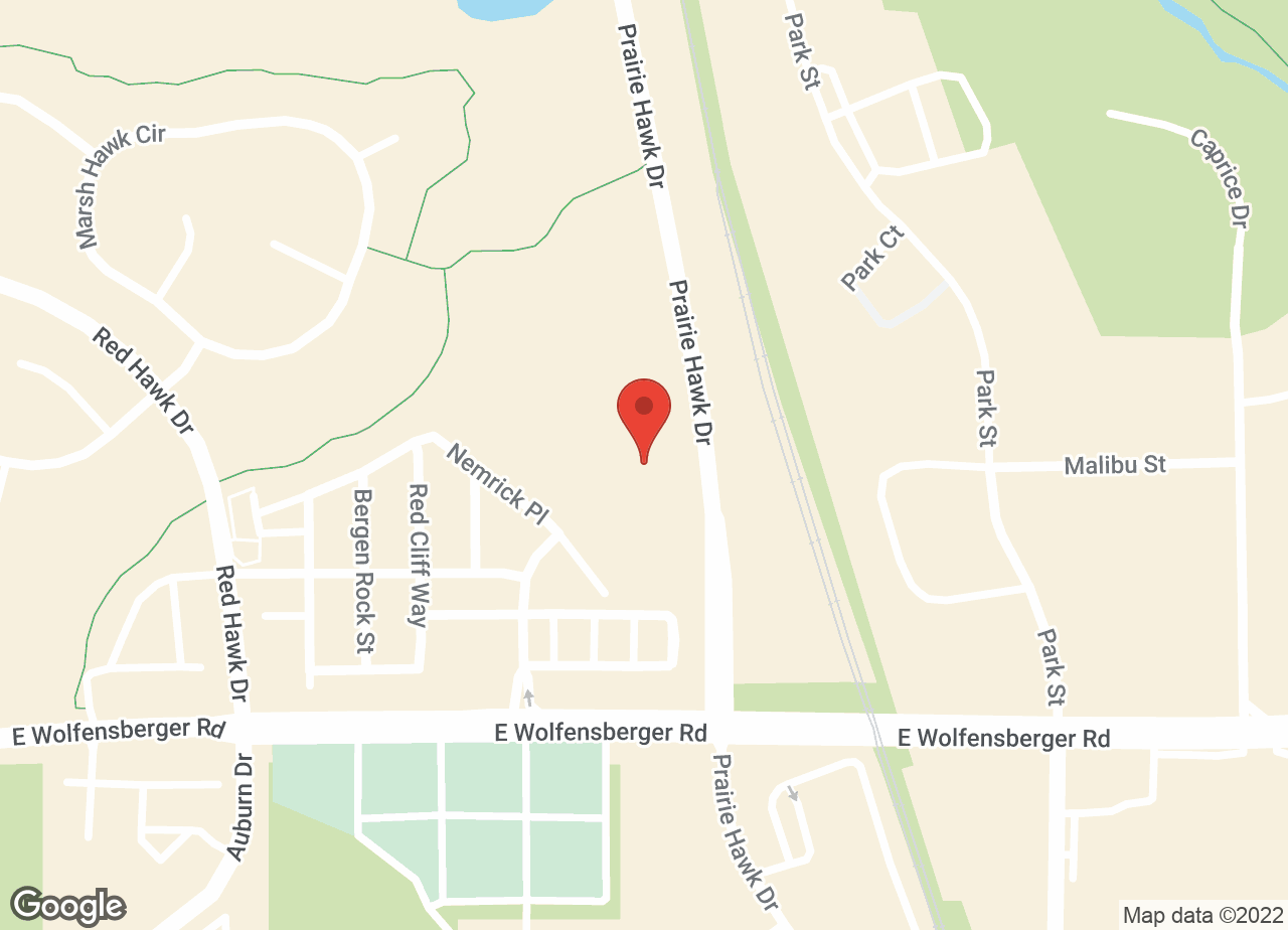 Google Map of VCA Douglas County Animal Hospital