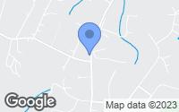 Map of Eldersburg, MD