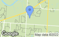 Map of Liberty Township, OH