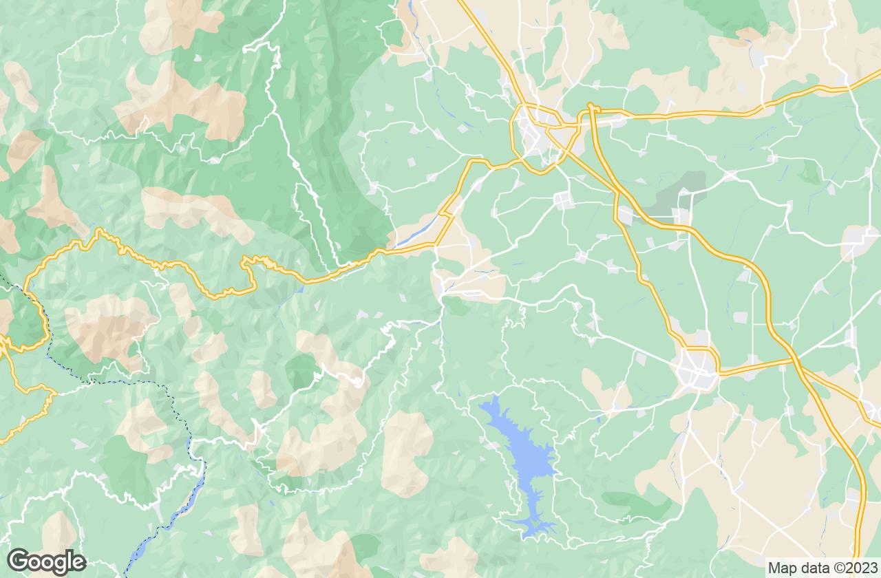 Google Map of موزاكيون