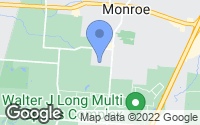 Map of Monroe, OH