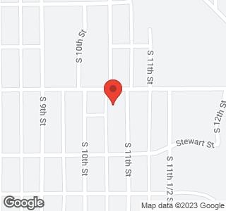 1607 S 11 1/2 Street
