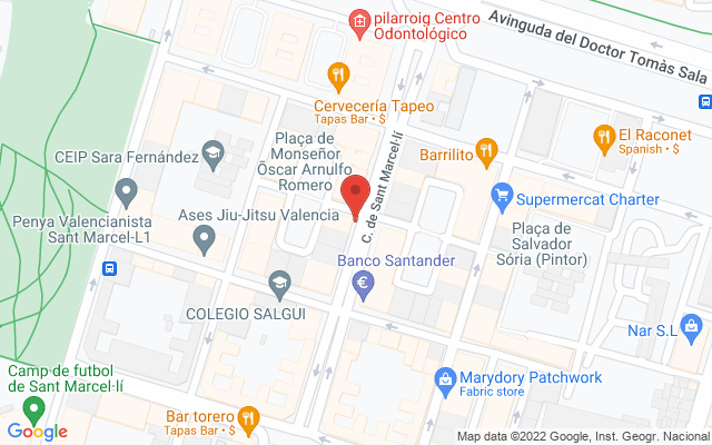 Administración nº110 de Valencia