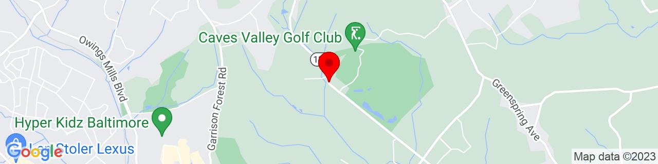Google Map of 39.447816, -76.74878269999999