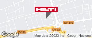Tienda Hilti- Valencia ( Alaquás)