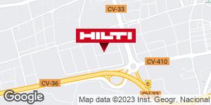 Tienda Hilti-Valencia (Massanassa)