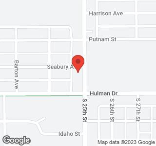 1621 S 25th Street