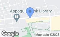 Map of Middletown, DE