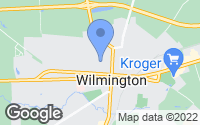 Map of Wilmington, OH