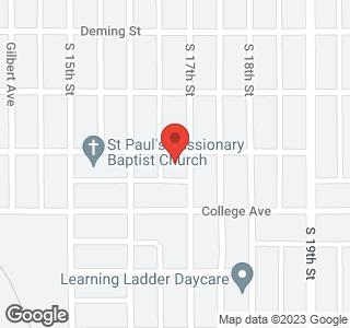 1003 S 17th Street
